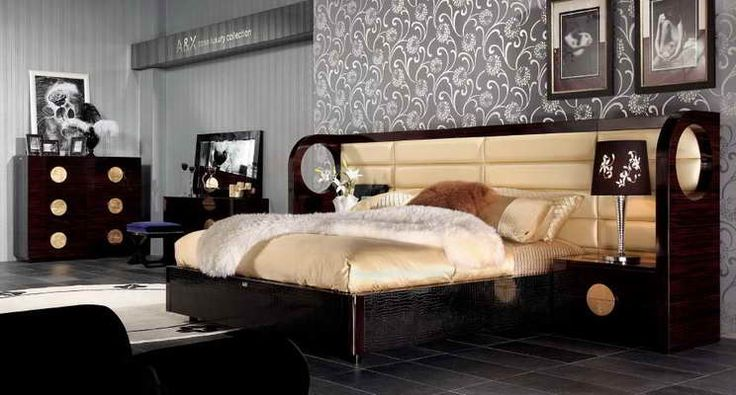 Choosing Futuristic Bedroom Furniture for You: Futuristic Bedroom ...