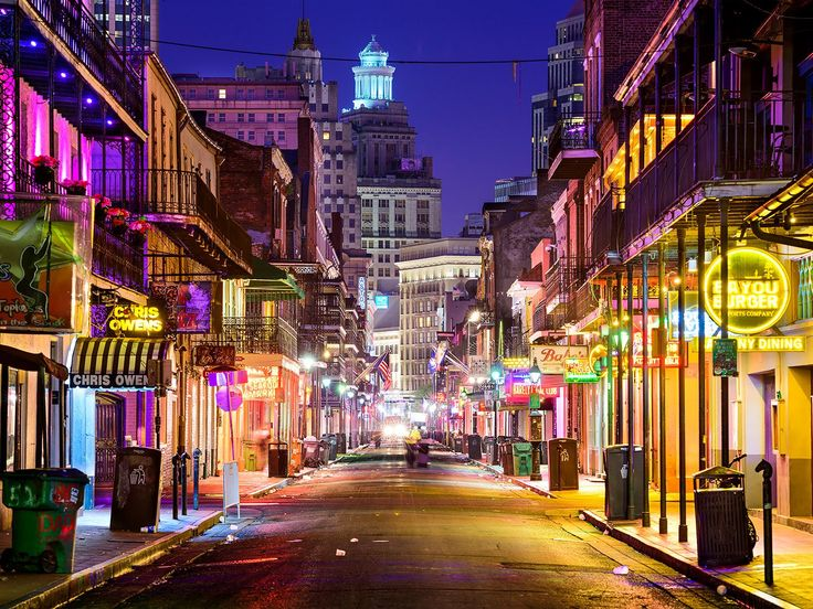 New Orleans Bachelor Party Itinerary: Hotels, Restaurants and Activities   Photo by: Shutterstock   TheKnot.com