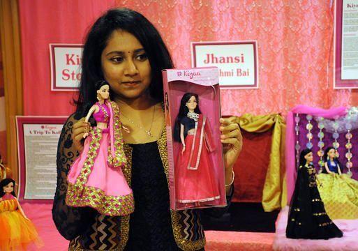 Fashion doll Kiyaa launched