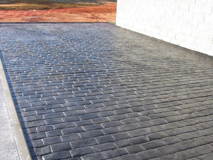 1000 images about flooring on pinterest - Adoquines de hormigon ...