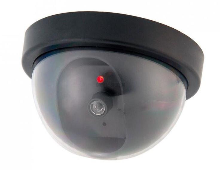 Falsk overvåkningsskamera fra Gadgets-store. Om denne nettbutikken: http://nettbutikknytt.no/gadgets-store-no/