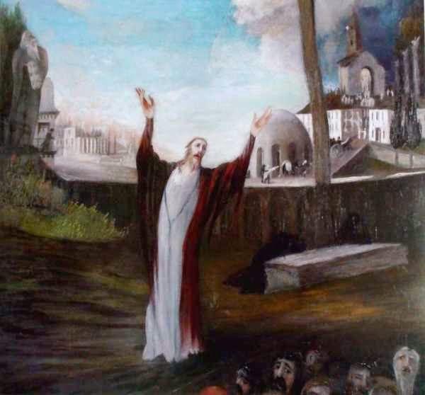 Carol: Csontváry-Kosztka Tivadar (1853-1919) ~ magyar festő