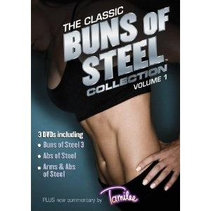 Tamilee Webb: The Classic Buns of Steel Collection Vol. 1 Yes! I love this. They finally put it on DVD! I had the video which wore out years ago. I need this awesome routine!!