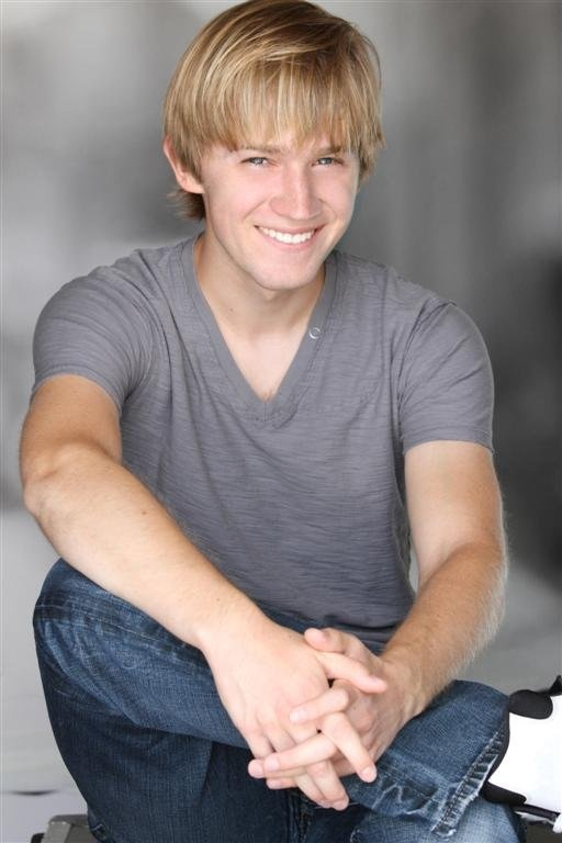 Jason Dolley. I fell in love with him when I was ten and he was on Read It and Weep. Haha