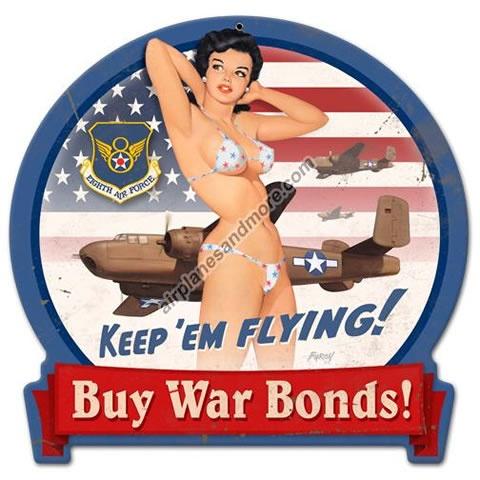 largeBVL011 B25 War Bonds 16x15.jpg (480×480)