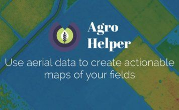 Health Map: process aerial crop images in real time