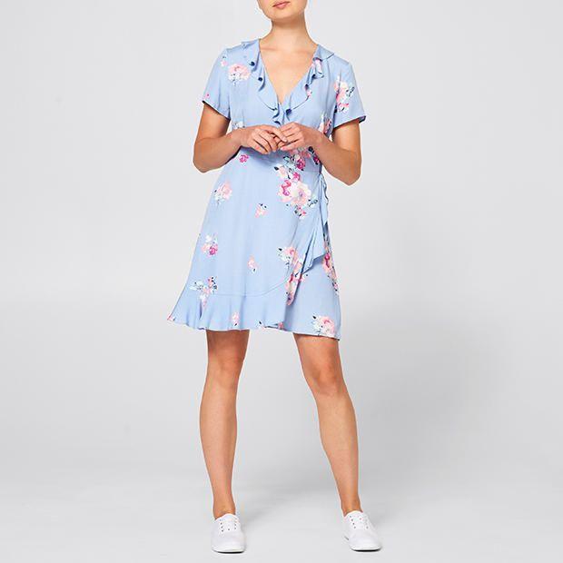 Lily Loves Wrap Dress | Target dresses, Wrap dress, Dresses