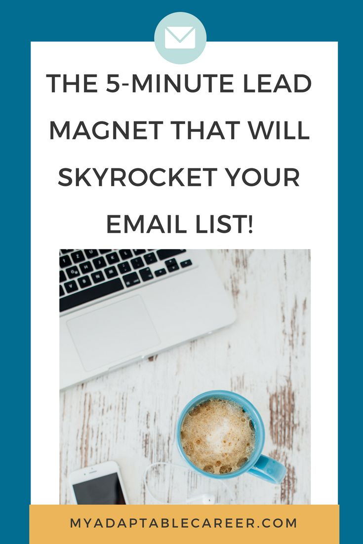 how to set up your email list for tagging