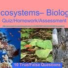 All graphics are author created or public domain.  My Special Education students could never take the regular Biology tests that the core curriculu...
