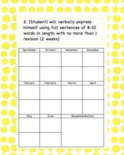 Motivating Minds: Student Goal Tracking
