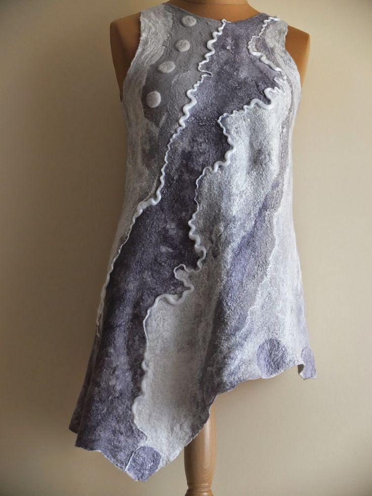 Konstancja Filc: Letnia tunika Pin: Atelier Jose Driebergen
