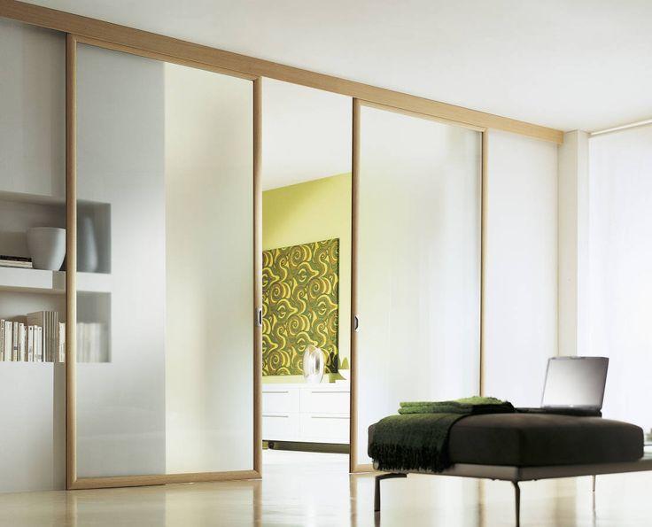 MILO SCORREVOLE : Modernistyczne okna i drzwi od MOVI ITALIA SRL