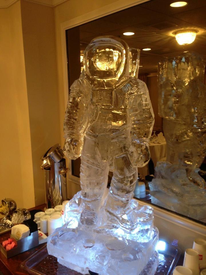 Ice Sculptures in Orlando