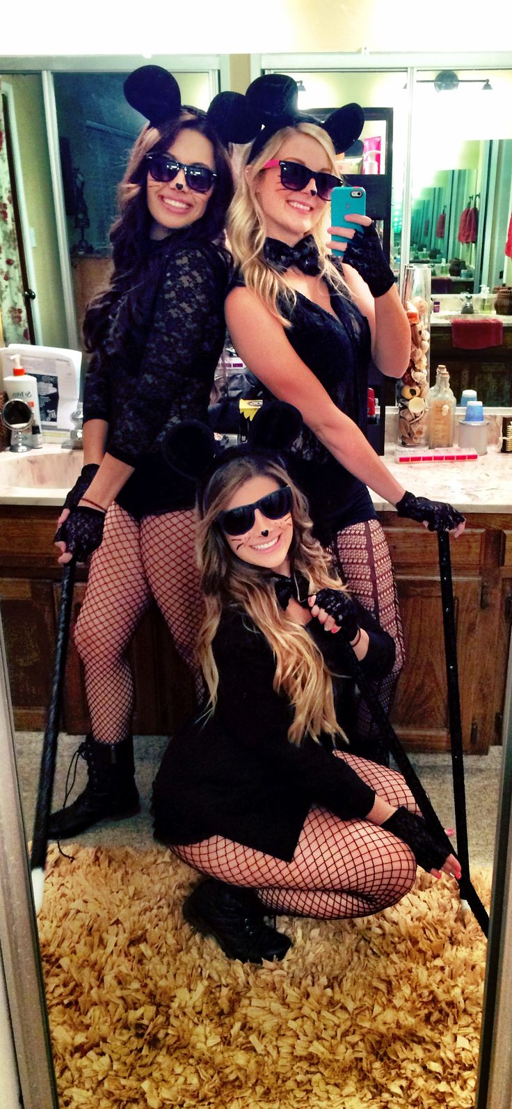 Three Blind Mice #halloween