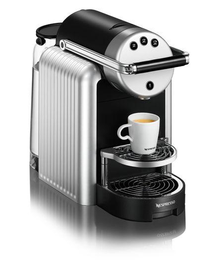 Nespresso Coffee Maker Usa : Zenius Coffee Machine Nespresso USA Coffee Machines Pinterest