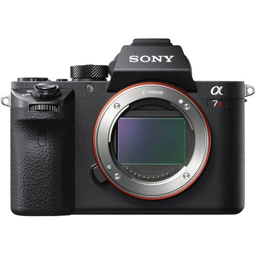 Sony Alpha a7RII Mirrorless Digital Camera (Body Only)  42MP! Full-frame mirrorless. Up for consideration.