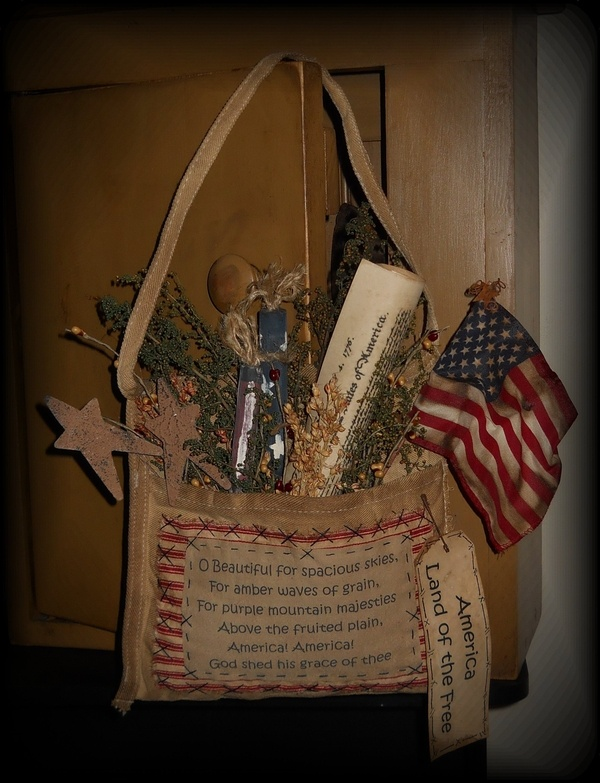102 best images about americana on pinterest american for Americana crafts to make