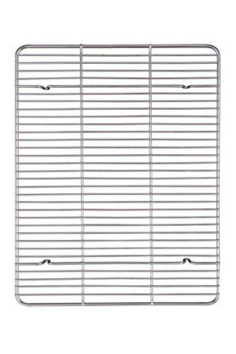 Mrs Andersons Baking Professional Baking and Cooling Rack Heavyweight Chrome 165Inches x 13Inches * Check out the image by visiting the link.