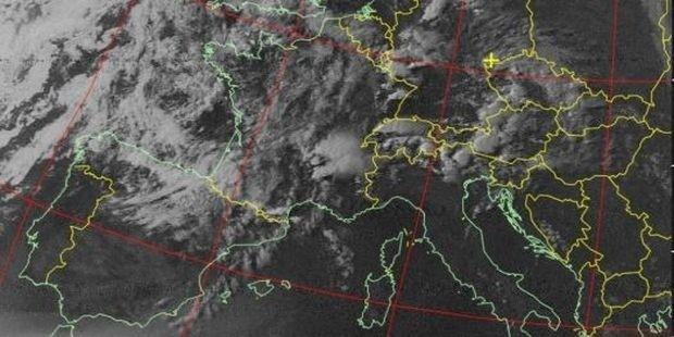 Holen Sie sich Wetter-Daten direkt vom Satelliten