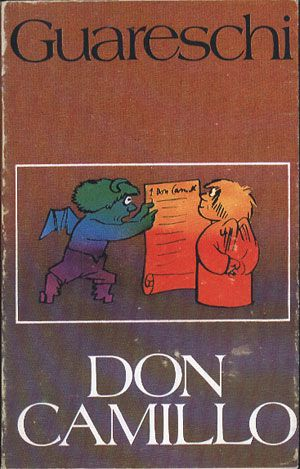Don Camillo, Guareschi, PAX, 1990, http://www.antykwariat.nepo.pl/don-camillo-guareschi-p-14063.html