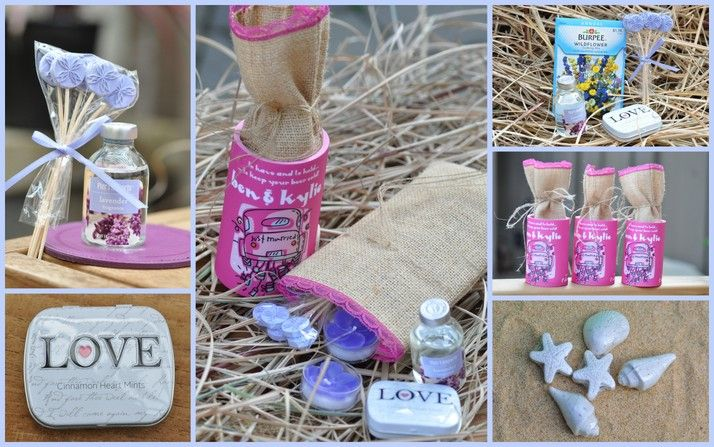Unique and Stylish Wedding Favor Box by Team Coolaz
