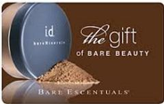FREE Bare Minerals Gift Card Giveaway on http://hunt4freebies.com ...