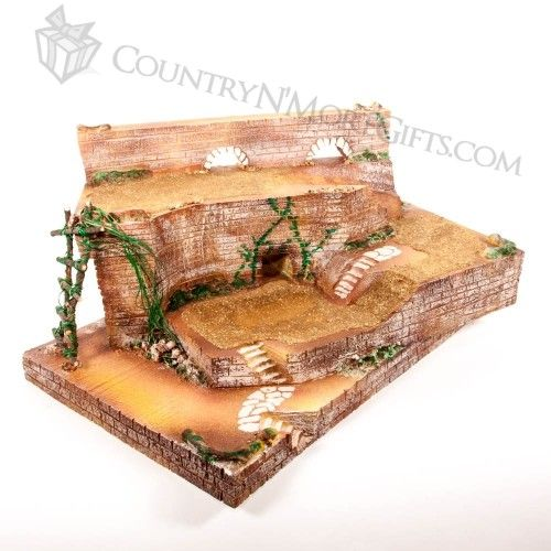 Fontanini - All 5 Inch - Fontanini City Platform Display Base. Purchase here - http://www.countrynmoregifts.com/Fontanini+City+Platform+Display+Base-25077.cnm