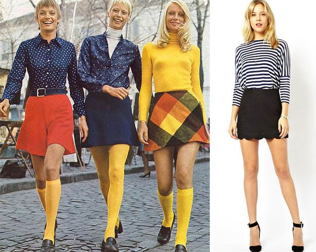 Then And Now Fashion: The 70s