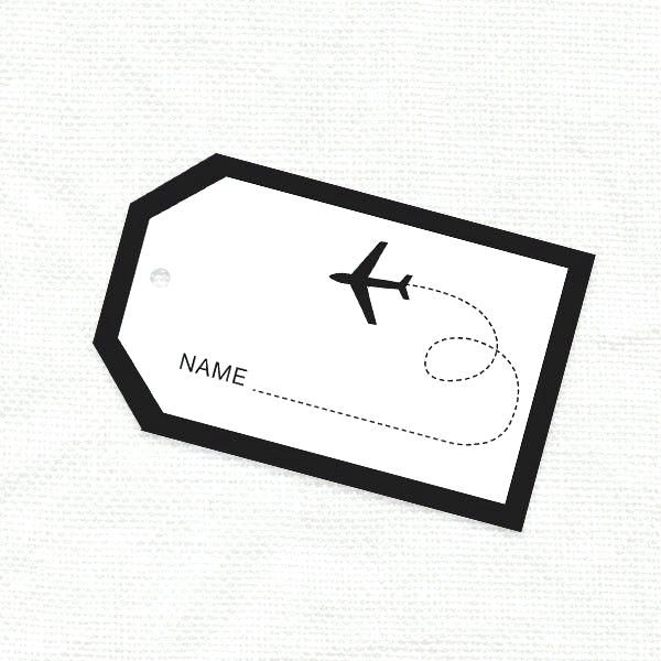 Luggage Tag Template Free Printable With Me Mini File These Cute