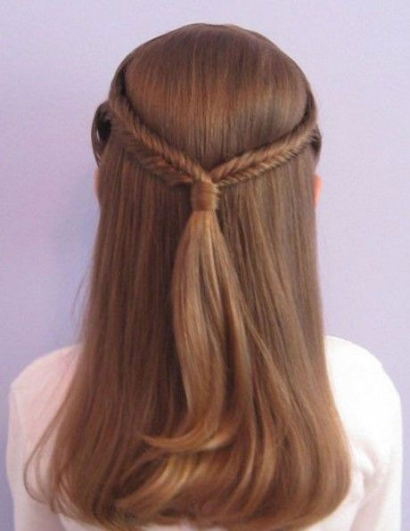 Coole einfache Frisuren