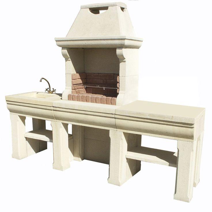 barbecue beton leroy merlin recherche google p. Black Bedroom Furniture Sets. Home Design Ideas