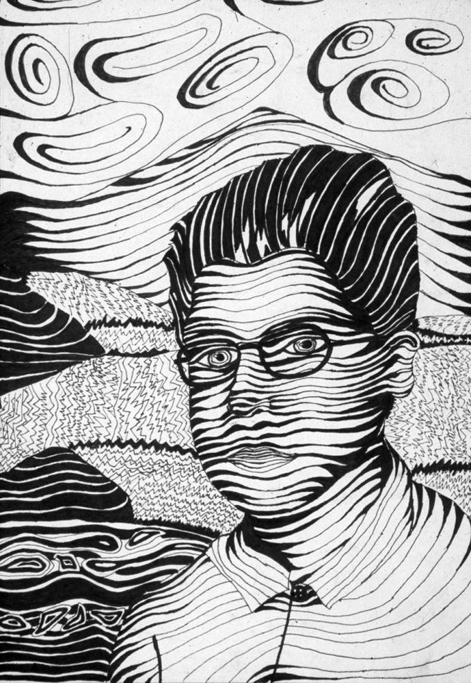 Contour Line Drawing Face : Best cross contour lines images on pinterest line