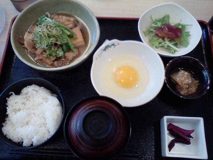 神田 木花 - 豚肉スタミナランチ【チケットレストラン 食事券】