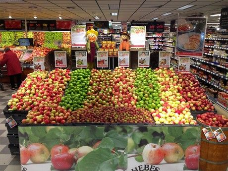 Good season, supply and outlook for Swedish apples