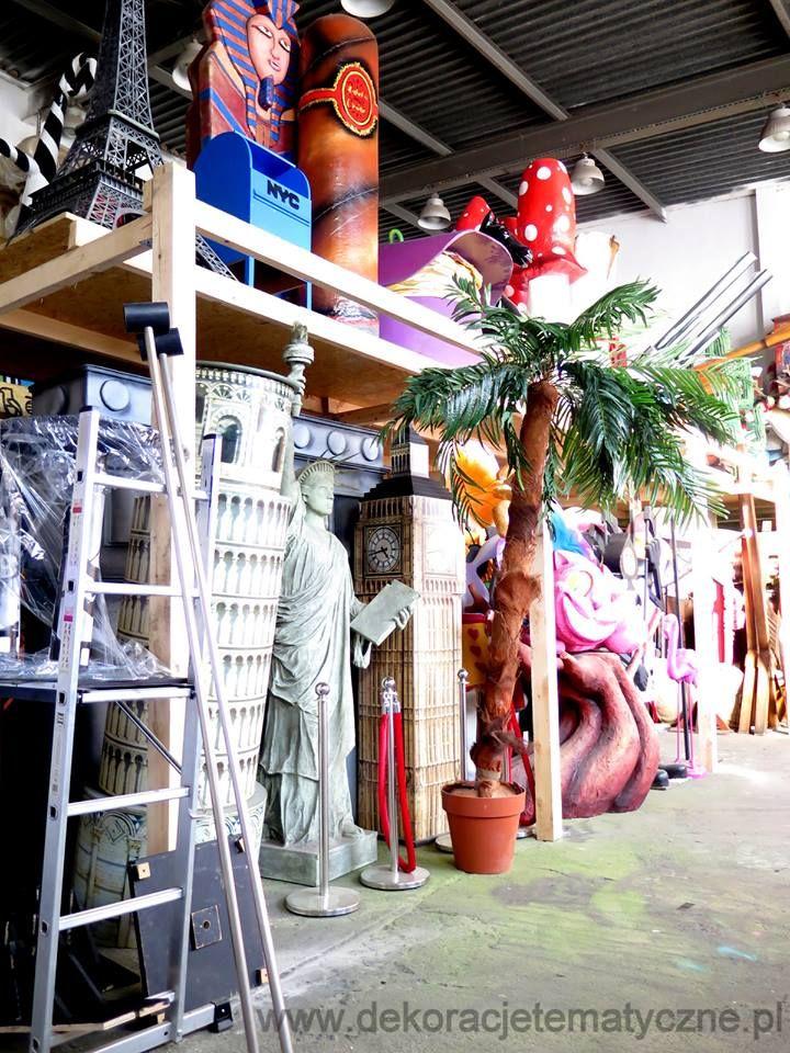 Warehouse, Vermietung und Dekoration für Event,  Dekorationsartikel, wypozyczalnia dekoracji, wynajem dekoracji