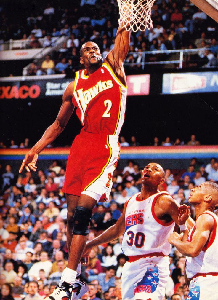 Stacey Augmon Sports BasketballCollege BasketballAtlanta HawksNba