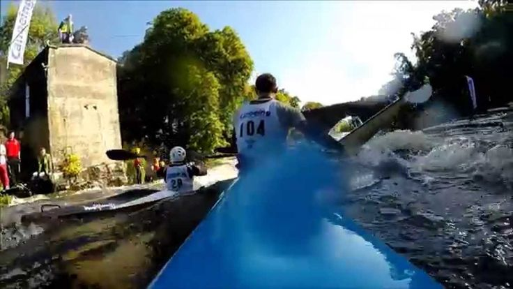 Wash Rider TV- ICF Classic Series Race 7: Liffey Descent 2014 (IRL)