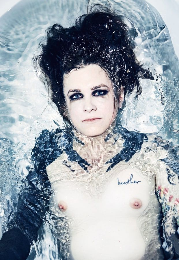 Trans punk rocker Laura Jane Grace of Against Me! discusses transitioning and rebuilding her life.