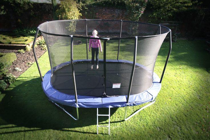 OvalPOD il trampolino più venduto di Jumpking®