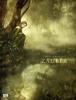 [Rezension] Dufaux, Jean und Munuera, Jose Luis: Zauber 01 « El Tragalibros – der Bücherwurm