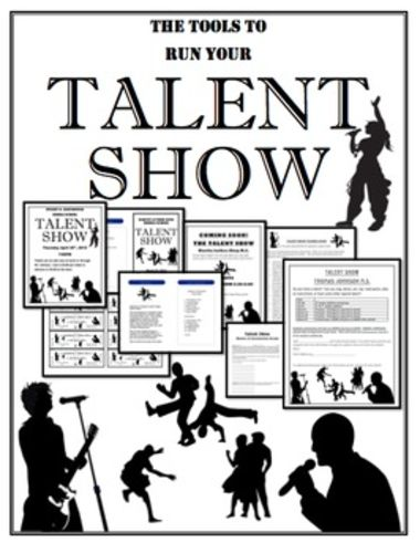 Talent Show: The kit to run your event!...