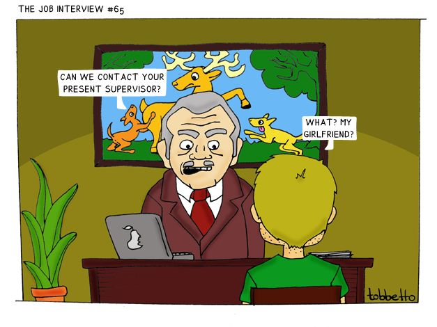 The Job Interview #65