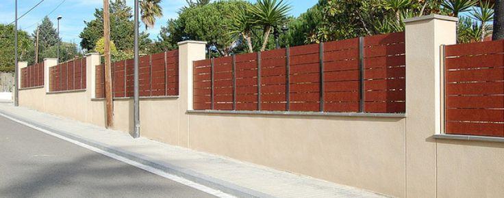 M s de 25 ideas incre bles sobre valla de jard n en for Jardines pequenos horizontales