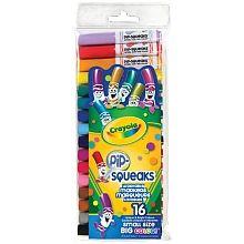 """Crayola - 16 Pip Squeak Markers - Crayola - Toys""""R""""Us"""
