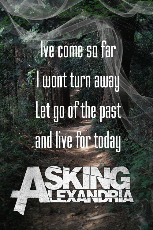 Asking Alexandria- Circled by the Wolves