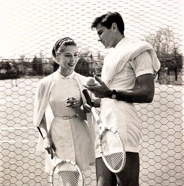 Vintage sports photos. Vogue Looks at The Evolution of Tennis Fashion, from 1901–2011 - Vogue