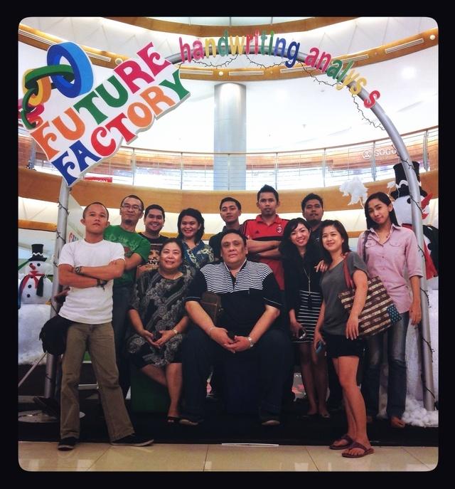 Foto bersama Yotomo Friends di booth #FutureFactory MKG 2