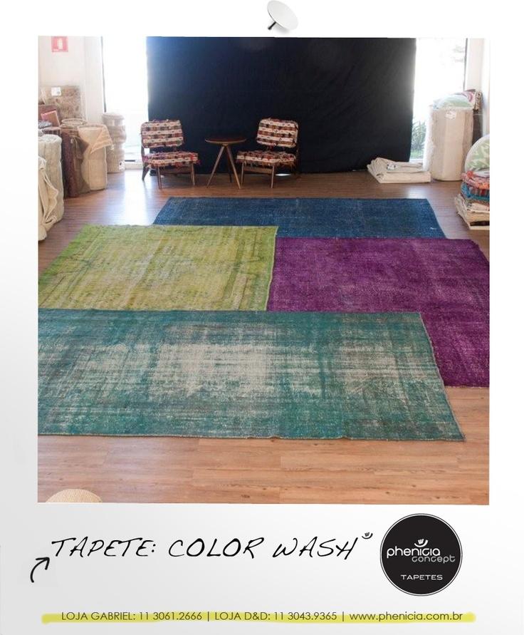 Phenicia Concept - Tapete: Color Wash
