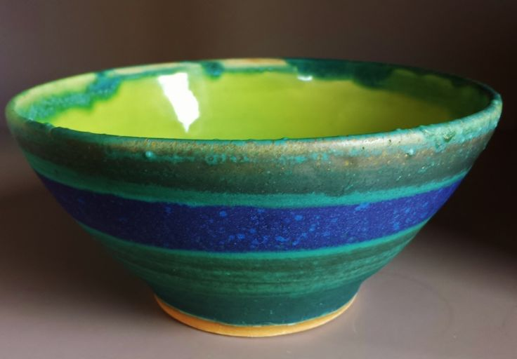 Janet Mathewson. Geographical Bowl Series. Stoneware. Available from Saraban Tree www.saraban.co.nz
