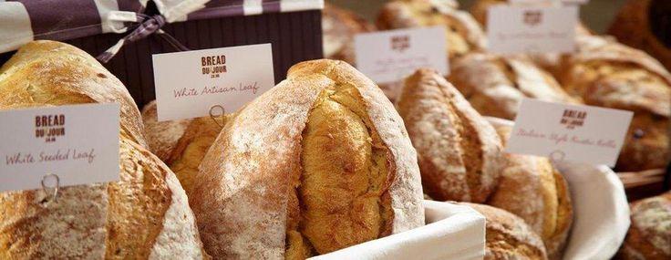 Introducing Bread Du Jour's 'Magnifique' Breads